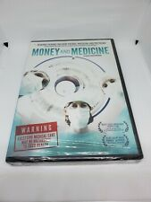 Money and Medicine (DVD, 2012) NEW