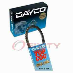 Dayco Power Steering Accessory Drive Belt for 1995 Nissan Pickup 2.4L L4 sq