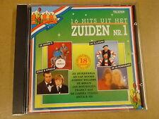 CD / 16 HITS UIT HET ZUIDEN NR.1