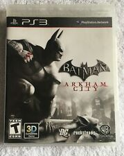 CIB Batman: Arkham City (Sony PlayStation 3 PS3, 2011) COMPLETE IN BOX