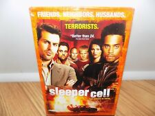 Sleeper Cell: American Terror - The Complete First Season DVD 3-Disc Set NEW!