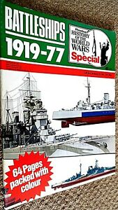 HISTORY OF THE WORLD WARS SPECIAL: BATTLESHIPS 1919-77