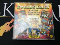 Data East's Arcade Alley - Commodore 64 (TESTED) UK PAL