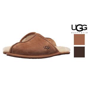 UGG Mens Scuff Suede Slipper