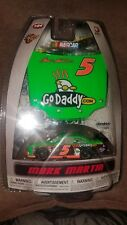 Mark Martin 2010 Winners Circle GoDaddy 1:64 diecast with hood