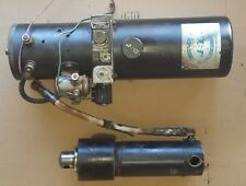 Crown 40GPW Electric Pallet Jack lift cylinder & hydraulic pump 24VDC