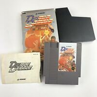 Double Dribble Nintendo NES 1987 CIB Box Manual Tested Fast Free Ship VTG Retro