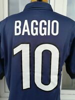 MAGLIA Baggio Inter  vintage nike CALCIO FOOTBALL MAILLOT CAMISETA shirt