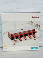 Model Airport Accessories Herpa Fire Station 519939 Fire Brigade 1:500