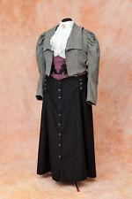 Fahrradanzug Hosenrock Jahrhundertwende Kleid, Maßgeschneidert