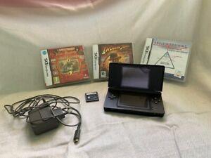 Nitendo DS lite avec 4 jeux