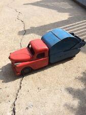 Vintage Structo Toy Truck Garbage Truck