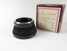 Zeiss Ikon 20601 Gegenlichtblende 40,5 Made in Germany in OVP