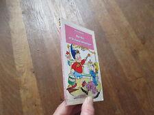 BIBLIOTHEQUE ROSE OUI OUI le clown mecanique enid blyton 1997 11
