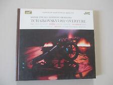 REINER-CHICAGO SYMPHONY-RARE AUDIOPHILE JAPAN  CD-TCHAIKOVSKY-1812 OVERTURE