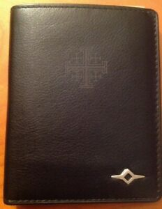 Ordine Del Santo Sepolcro Porta Carte Di Credito