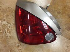 2006 NISSAN MAXIMA USED LEFT HAND TAIL LIGHT OEM