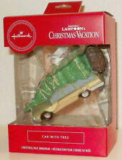 2020 Hallmark Ornament Griswold Truckster With Tree Christmas Vacation