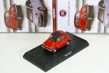 Kyosho 1/64  Fiat 500 F Red Fiat Mini car Collection 2016 Japan 500F