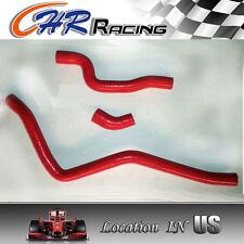 RED FOR 01-05 Yamaha Raptor 660 YFM660 Radiator Hose 2001 2002 2003 2004 2005
