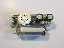 vumeter vu meter EM84 amplificatore valvolare tube mono indicatore a valvole