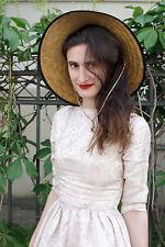 Kleid dress rosa silber glänzend silver metallic silky 50er True VINTAGE 50´s