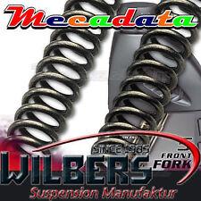 Kit Ressorts de fourche Wilbers + 1x L d' Huile WP Suzuki GSF 600 Bandit