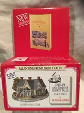 """Liberty Falls """"Reverend Muir'S Cottage and Book"""
