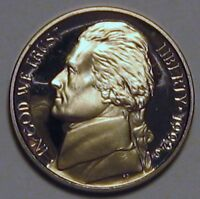 1992-S Proof Jefferson Nickel Full Steps Nice Coins Priced Right Shipped FREE