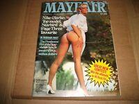 MAYFAIR Adult Men's Magazine - Excellent Condition  -   Vol. 19      No. 9
