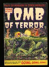 Tomb Of Terror #16 VG+ 4.5