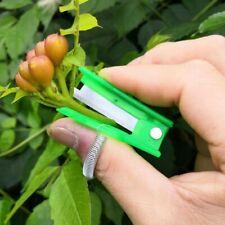 Garden Tool Mini Pruner Fruit Picking Device Multifunction Thumb 1pc Ring Finger