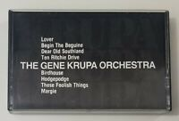 The Gene Krupa Orchestra Cassette Tape 1984 Memory Lane Music