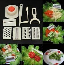 11 à 1 cuisine légumes multifonction de fruits trancheuse coupe éplucheur