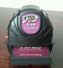 Tyco R/C 4.8V Nicd Charger and rechargeable battery pack