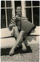 Tante Seebär, Original-Photo um 1960