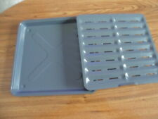 Ronco Showtime Rotisserie & BBQ Drip Tray & Grate 4000 5000 Replacement Part