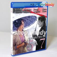 5 to 7 / Amantes de 5 a 7  Blu-ray Region Free English Language. Sub. in Spanish