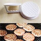 Cooking Press Mold Maker 2016 US Hamburger Kitchen Beef NEW Burger Plastic Grill