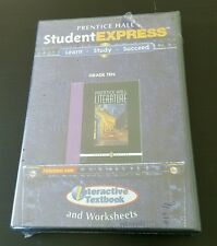 Student Express: Prentice Hall Literature - Grade Ten (PC / Mac) 10 textbook NEW