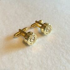 Bullet head .45 Auto Cufflinks shooting hunting rifle wedding ideal Gift