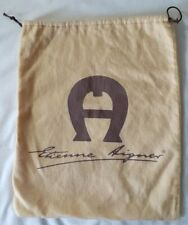 ETIENNE AIGNER DRAWSTRING DUST COVER BAG PROTECTOR