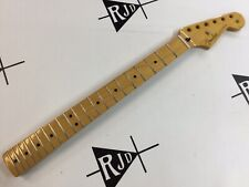 2010 Fender Stratocaster Electric Guitar Neck Mexican MIM Maple Special Edition