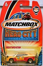 MATCHBOX 2004 HERO-CITY PONTIAC PIRANHA #59 W+