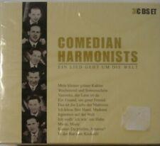 3 x CD Box - Comedian Harmonists - Ein Lied geht um die Welt - Originalverpackt