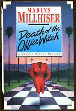 Death of the Office Witch by Marlys Millhiser-Publisher Review Copy-1993-1st Ed.