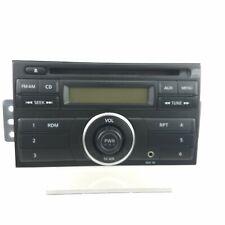 Clarion 10 11 Nissan Versa OEM CD Player Radio CY17F model PN-3089L PN 28185zw8d