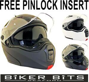 Viper RSV555 Aufklappbar Vorne Gratis Pinlock Motorrad / Roller Günstig ECE22.05