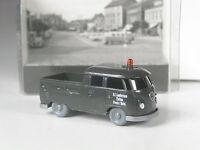 Wiking C&I Sondermodell VW T1 Pritsche mit Doppelkabine Lambertsen Tiefbau