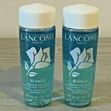 Lancome Bi Facil Instant Eye Cleanser 30ml Make Up Remover NON OILY X 2